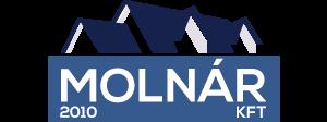 Molnár 2010 Építőipari Kft. Logo